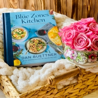 The Blue Zones Kitchen by Dan Buettner #bookreview #tarheelreader #thrbluezones @danbuettner @tlcbooktours #thebluezoneskitchen #blogtour