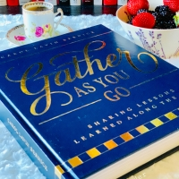 Gather As You Go by Carol Lavin Bernick #bookreview #tarheelreader #thrgatherasyougo @gatherasyougo @suzyapbooktours #gatherasyougo #blogtour