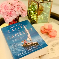 And They Called It Camelot by Stephanie Marie Thornton #bookreview #tarheelreader #thrandtheycalleditcamelot @stephmthornton @berkleypub #andtheycalleditcamelot #blogtour #bookgiveaway