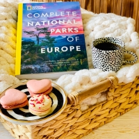 Complete National Parks of Europe #bookreview #tarheelreader #thrcompletenationalparks @natgeo @tlcbooktours #completenationalparksofeurope #blogtour