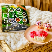 100 Drives, 5000 Ideas #bookreview #tarheelreader @natgeo @tlcbooktours #100drives5000ideas #blogtour
