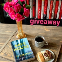Safe House by Jo Jakeman #bookreview #tarheelreader #thrsafehouse @jojakemanwrites @berkleypub #safehousebook #blogtour #bookgiveaway