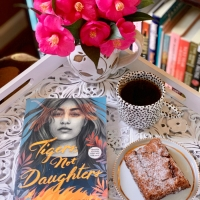 Tigers, Not Daughters by Samantha Mabry #bookreview #tarheelreader #thrtigersnotdaughters @samanthamabry @algonquinbooks @algonquinyr #tigersnotdaughters #blogtour