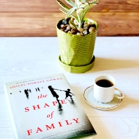 The Shape of Family by Shilpi Somaya Gowda #bookreview #tarheelreader #thrshapeoffamily @shilpigowda @wmmorrowbooks @tlcbooktours #theshapeoffamily #blogtour