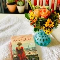 The Socialite by J'nell Ciesielski #bookreview #tarheelreader #thrthesocialite @jnellciesielski @thomasnelson #thesocialite @hfvbt #blogtour #HFVBTBlogTours #giveaway