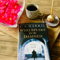 Who Speaks for the Damned by C.S. Harris #bookreview #tarheelreader #thrwhospeaks @csharris2 @berkleypub #whospeaksforthedamned #blogtour