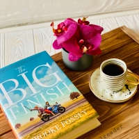 The Big Finish by Brooke Fossey #bookreview #tarheelreader #thrthebigfinish @bafossey @berkleypub #thebigfinish #blogtour