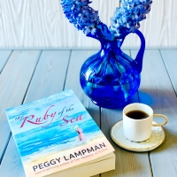 The Ruby of the Sea by Peggy Lampman #bookreview #tarheelreader #thrtherubyofthesea @dinnerfeed @suzyapbooktours #therubyofthesea #blogtour