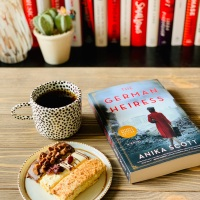 The German Heiress by Anika Scott #bookreview #tarheelreader #thrthegermanheiress @anikascott1 @wmmorrowbooks @tlcbooktours #thegermanheiress #blogtour