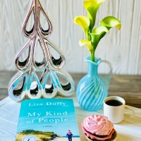 My Kind of People by Lisa Duffy #bookreview #tarheelreader #thrmykindofpeople @lisaduffywriter @atriabooks #mykindofpeople #blogtour