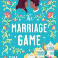 The Marriage Game by Sara Desai #bookreview #tarheelreader #thrthemarriagegame @saradesaiwrites @berkleypub #themarriagegame #blogtour