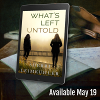 What's Left Untold by Sherri Leimkuhler #bookreview #tarheelreader #thrwhatsleftuntold @SherriLeimkuhl1 @rapublishing @suzyapbooktours #whatsleftuntold #blogtour