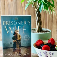 The Prisoner's Wife by Maggie Brookes #bookreview #tarheelreader #thrtheprisonerswife @maggiebrookes27 @berkleypub #theprisonerswife #blogtour