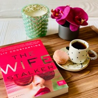The Wife Stalker by Liv Constantine #bookreview #tarheelreader #thrthewifestalker @livconstantine2 @harperbooks @suzyapbooktours #thewifestalker #blogtour