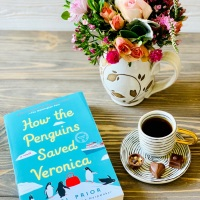How the Penguins Saved Veronica by Hazel Prior #bookreview #tarheelreader #thrhowthepenguins @hazelpriorbooks @berkleypub #howthepenguinssavedveronica #blogtour