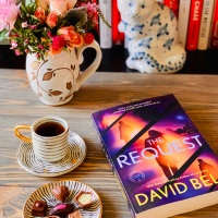 The Request by David Bell #bookreview #tarheelreader #thrtherequest @davidbellnovels @berkleypub @annmarienieves @suzyapbooktours #therequest #blogtour