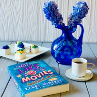 Not Like the Movies by Kerry Winfrey #bookreview #tarheelreader #thrnotlikethemovies @kerryann @berkleypub #notlikethemovies #blogtour