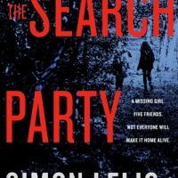 The Search Party by Simon Lelic #bookreview #tarheelreader #thrthesearchparty @simon_lelic @berkleypub #thesearchparty #blogtour
