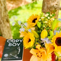 Copy Boy by Shelley Blanton-Stroud #bookreview #tarheelreader #thrcopyboy @blantonstroud @suzyapbooktours #copyboy #blogtour