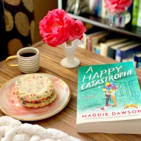 A Happy Catastrophe by Maddie Dawson #bookreview #tarheelreader #thrahappycatastrophe @maddiedawson1 @amazonpub @luauthors @suzyapbooktours #ahappycatastrophe #blogtour