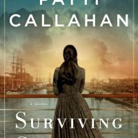 Surviving Savannah by Patti Callahan #coverreveal #tarheelreader #thrsurvivingsavannah @pcalhenry @berkleypub #survivingsavannah #blogtour #bookgiveaway