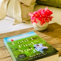 Until I Find You by Rea Frey #bookreview #tarheelreader #thruntilifindyou @reafrey_author @stmartinspress @suzyapbooktours #untilifindyou #blogtour