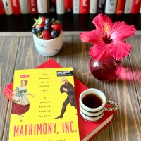 Matrimony Inc. by Francesca Beauman #bookspotlight #tarheelreader #thrmatrimonyinc @francescabeauma @pegasus_books #matrimonyinc