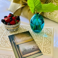 Absolution by Regina Buttner #bookreview #tarheelreader #thrabsolution @buttnerregina @gosparkpress @suzyapbooktours #absolution #blogtour
