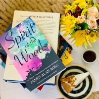 Spirit of the Woods by James Alan Ross #bookreview #tarheelreader #thrspiritofthewoods @suzyapbooktours #spiritofthewoods #blogtour