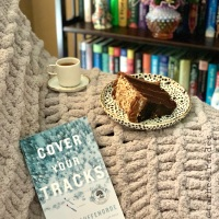 Cover Your Tracks by Daco S. Auffenorde #bookreview #tarheelreader #thrcoveryourtracks @suzyapbooktours #coveryourtracks #blogtour
