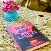 Rain City Lights by Marissa Harrison #bookreview #tarheelreader #thrpinecitypress @marissa_hrrsn @suzyapbooktours #raincitylights #blogtour