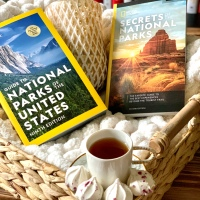 Guide to National Parks of the United States #bookreview #tarheelreader @tlcbooktours #guidetonationalparksoftheus #blogtour