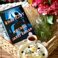 Rhapsody by Mitchell James Kaplan #bookreview #tarheelreader #thrrhapsody @mitchelljkaplan @gallerybooks #rhapsody #rhapsodybook