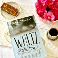 Waltz in Swing Time by Jill Caugherty #bookreview #tarheelreader #thrwaltzinswingtime @jillcaugherty @brwpublisher #waltzinswingtime