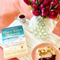 The Summer of Lost and Found by Mary Alice Monroe #bookreview #tarheelreader #thrthesummeroflostandfound @maryalicemonroe @gallerybooks @suzyapbooktours #thesummeroflostandfound #blogtour
