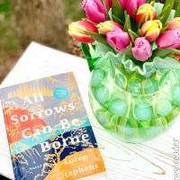 All Sorrows Can Be Borne by Loren Stephens #bookfeature #tarheelreader #thrallsorrowscanbeborne @lorenstephensww @rarebirdlit #allsorrowscanbeborne #bookgiveaway