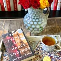 The Keeper of Happy Endings by Barbara Davis #bookreview #tarheelreader #thrthekeeperofhappyendings @bdavisauthor @amazonpub @suzyapbooktours #thekeeperofhappyendings #blogtour
