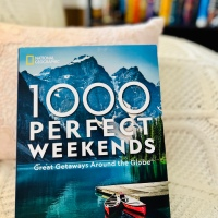 1000 Perfect Weekends #bookreview #tarheelreader #thr1000perfectweekends @tlcbooktours #1000perfectweekends #blogtour